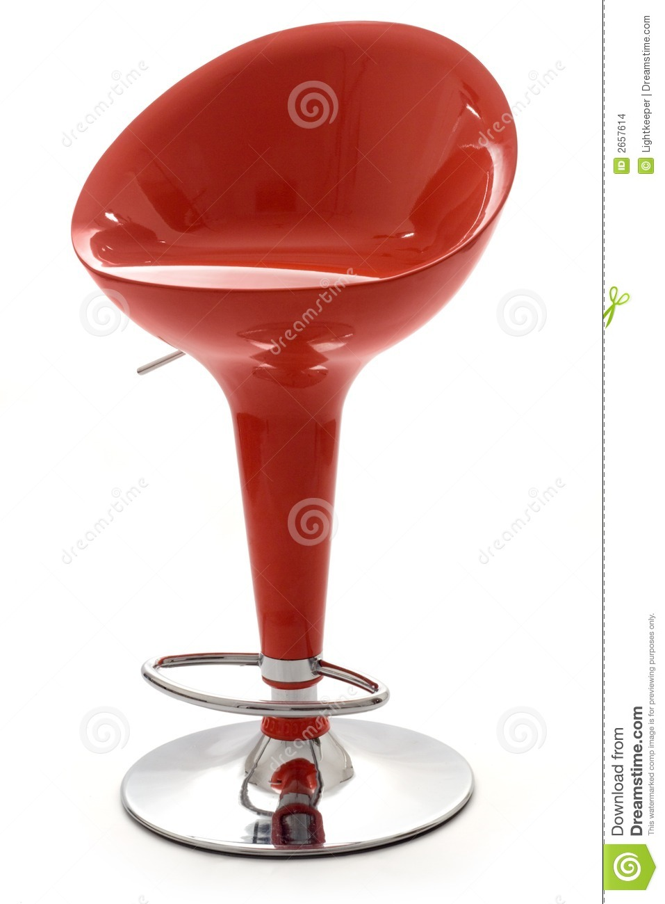 stylish high chair aeron spare parts uk red bar stool stock images - image: 2657614