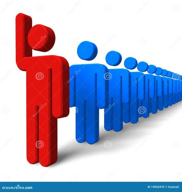 Success Leadership Concept Stock - 14942470