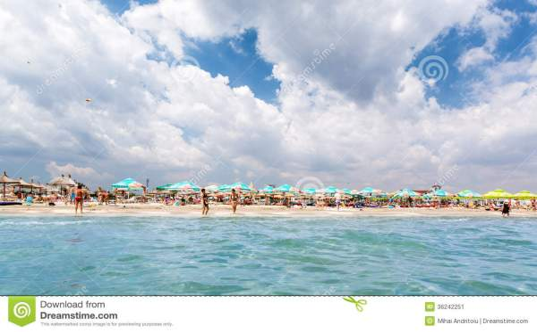 Summer Black Sea Editorial - 36242251