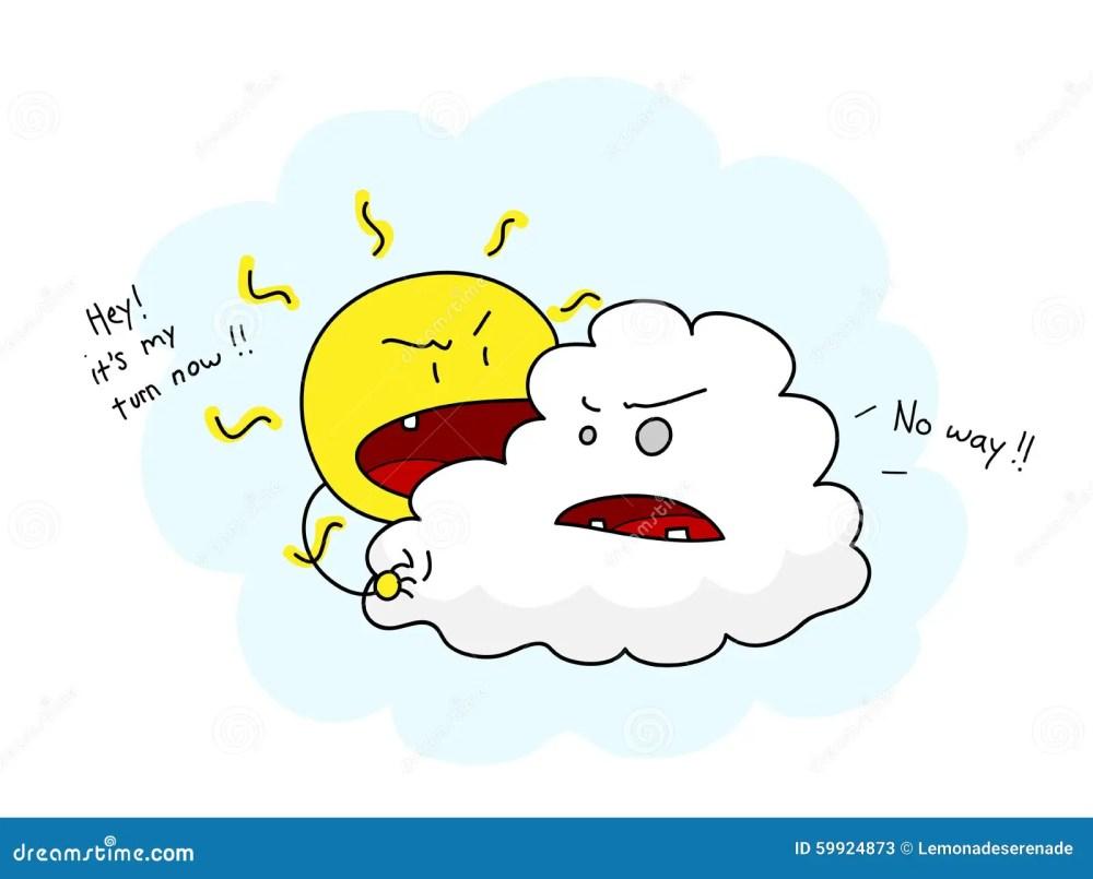 medium resolution of sun cloud fighting cartoon stock illustrations 2 sun cloud fighting cartoon stock illustrations vectors clipart dreamstime