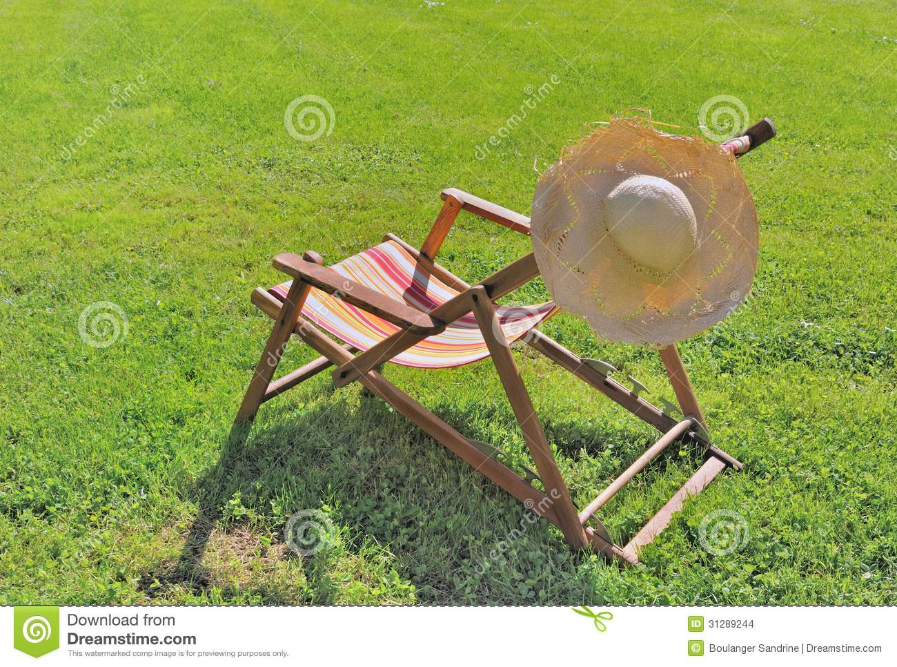 Sunbathing Chairs Sunbathing Stock Images Image 31289244