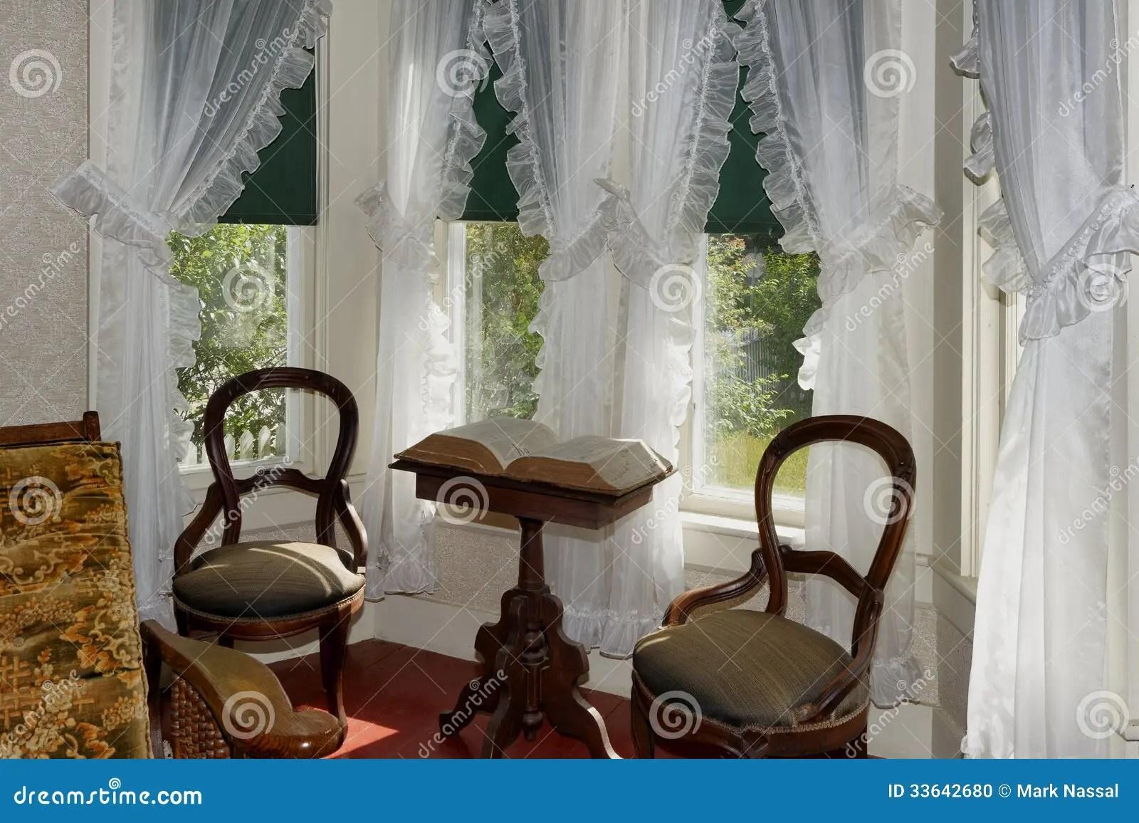 Sunny Sitting Room Editorial Image Image 33642680