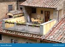 Italian Tuscan Style Patio