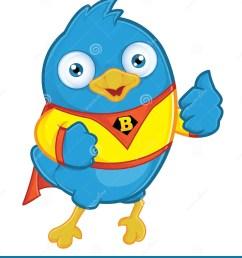 superhero blue bird [ 1260 x 1300 Pixel ]