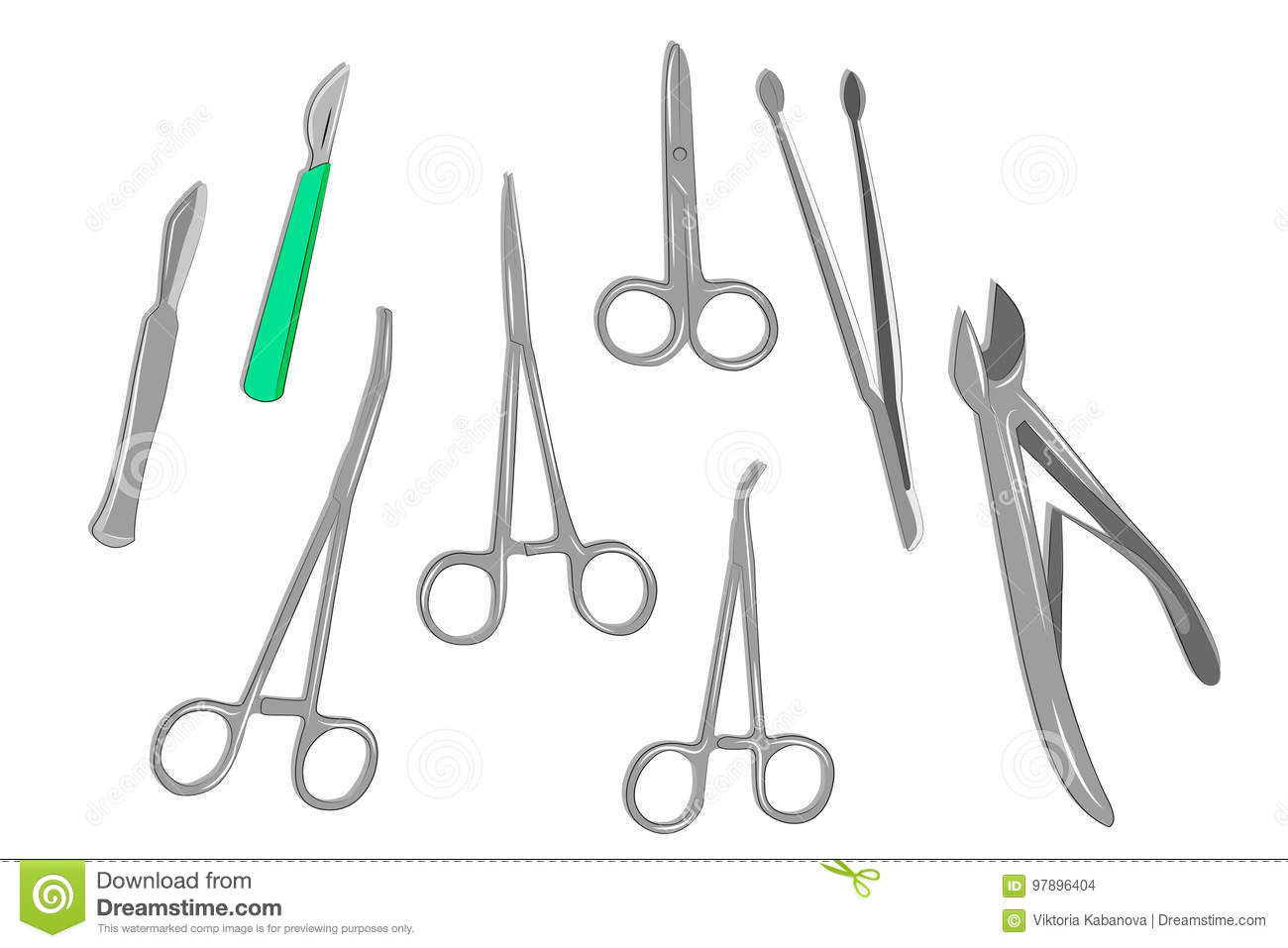 Surgical Stock Illustrations 4 960 Surgical Stock