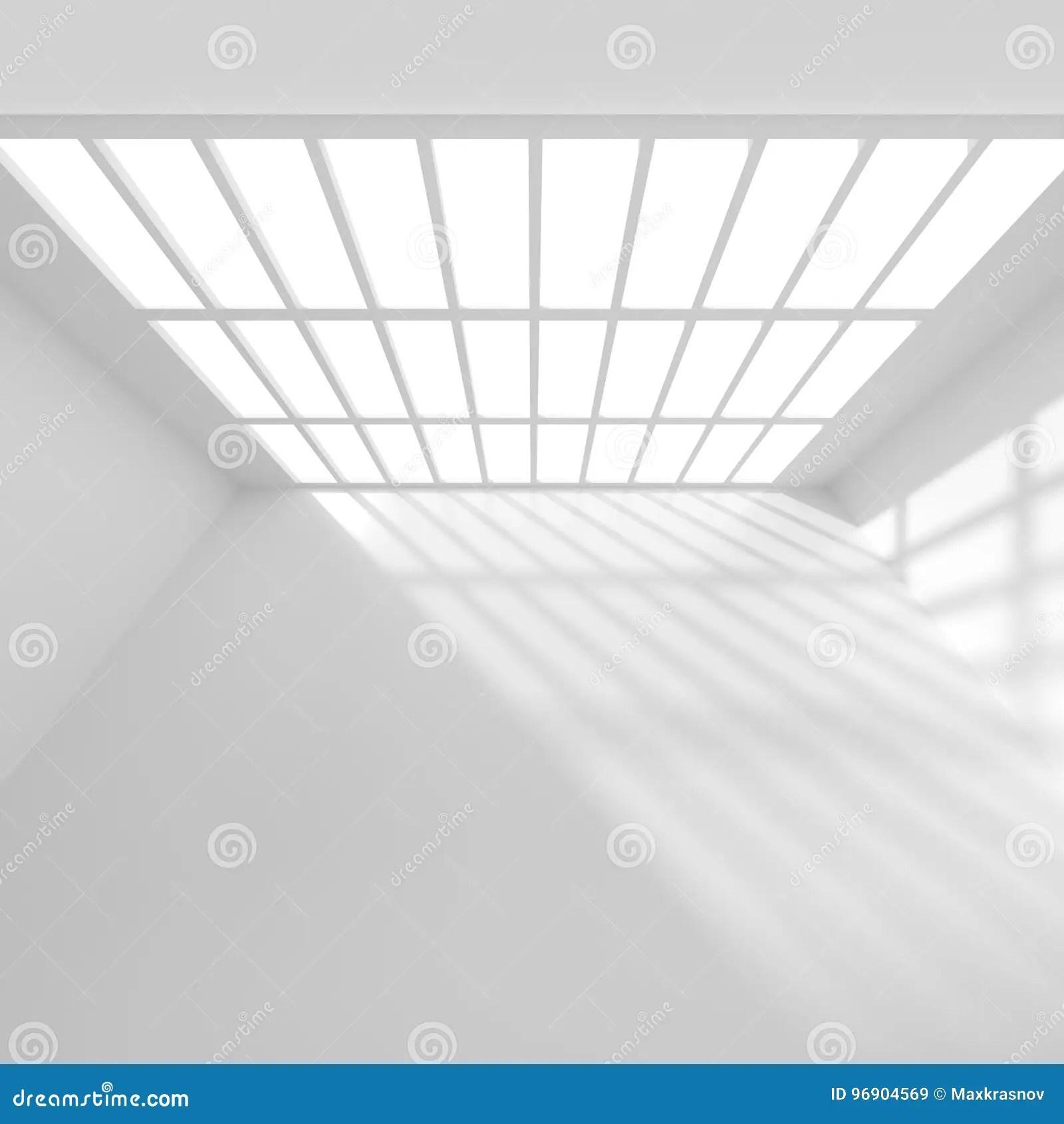 La tua stanza con la carta da parati tridimensionale! Svuoti La Stanza Con La Finestra Carta Da Parati Astratta Di Architettura Illustrazione Di Stock Illustrazione Di Disegno Sviluppo 96904569