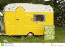 Sweet Little Caravan Editorial - 43292062