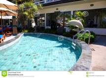 Swimming Pool Resort Stock Of Outbound