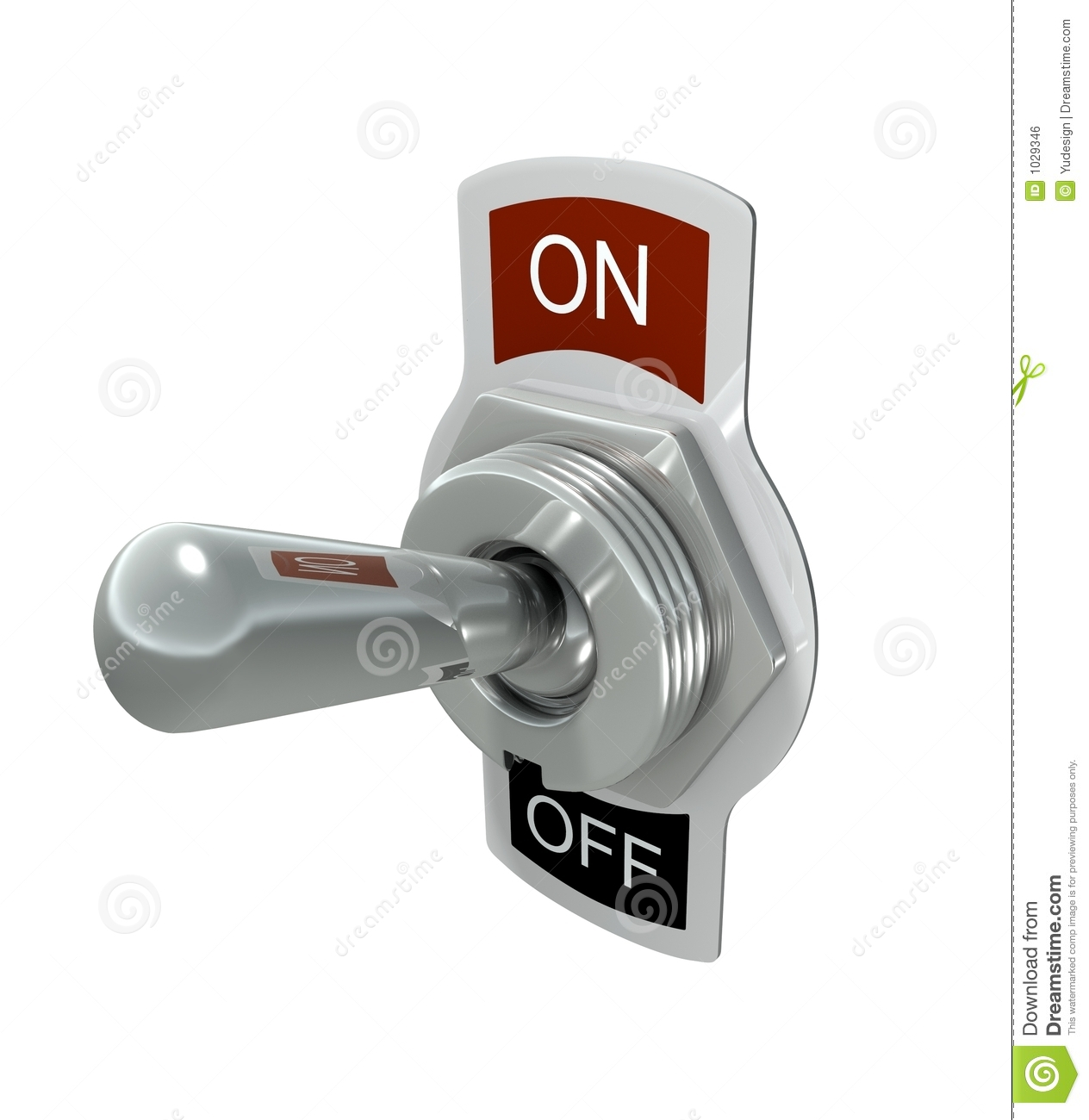 On Off Switch Control
