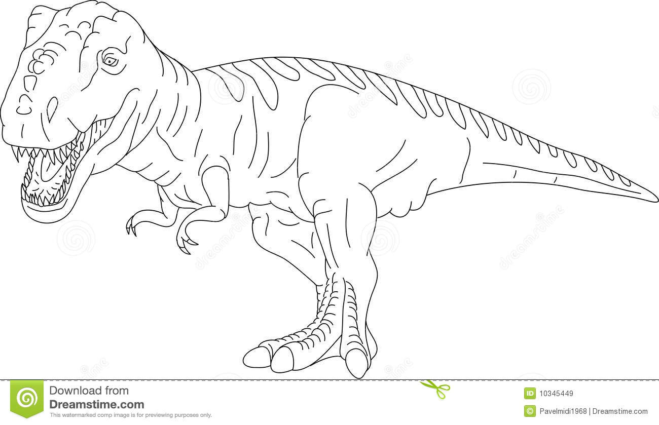 T Rex Royalty Free Stock Images