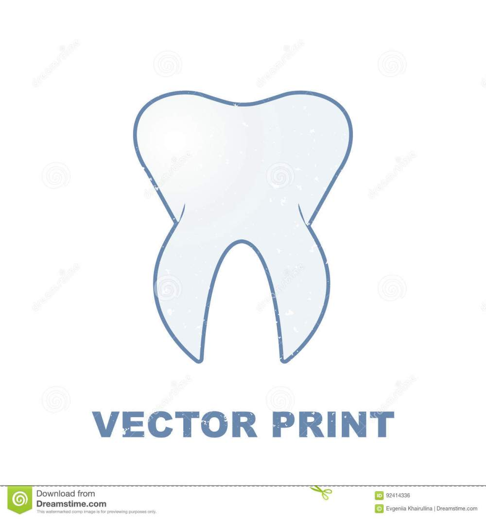 medium resolution of t shirt print with the tooth for a dental clinic can be used for