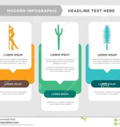 tall pine tree business infographic template the concept is option step with full color icon can be used for saguaro diagram infograph chart business  [ 1300 x 1131 Pixel ]