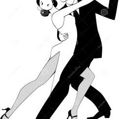 2 Way Kiss Line Dance Car Aircon Wiring Diagram Tango Clip Art Stock Vector Illustration Of Adult