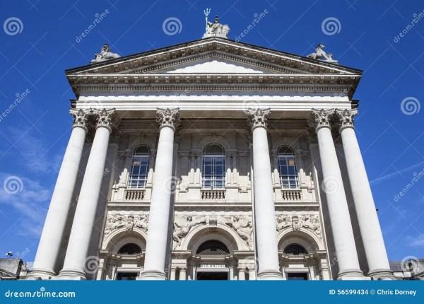 Tate Britain In London Stock - 56599434