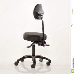 Tattoo Artist Chair Hammock Stand Nz Stock Image Of Weels Position Adjustable In Leather On