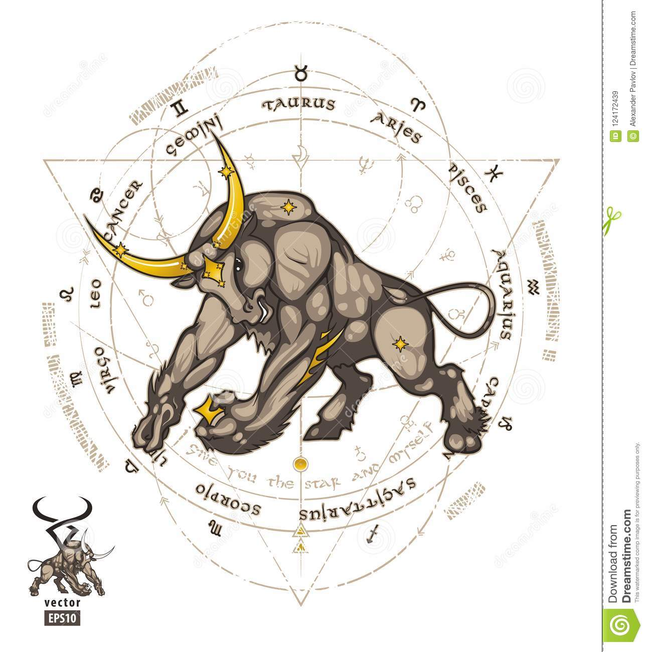 taurus zodiac sign in