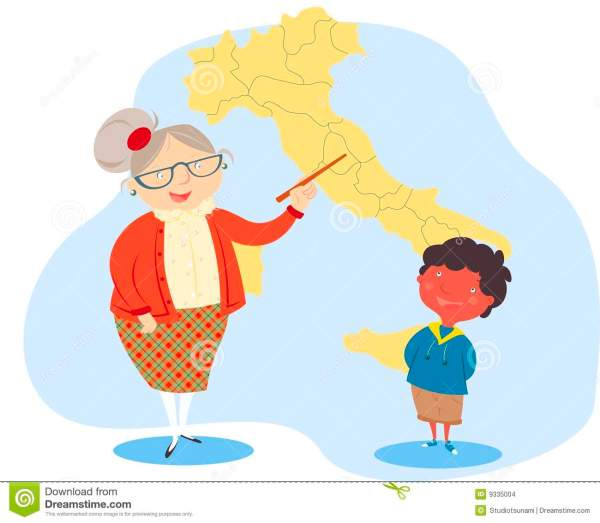 Teaching Geography Stock Images Image 9335004
