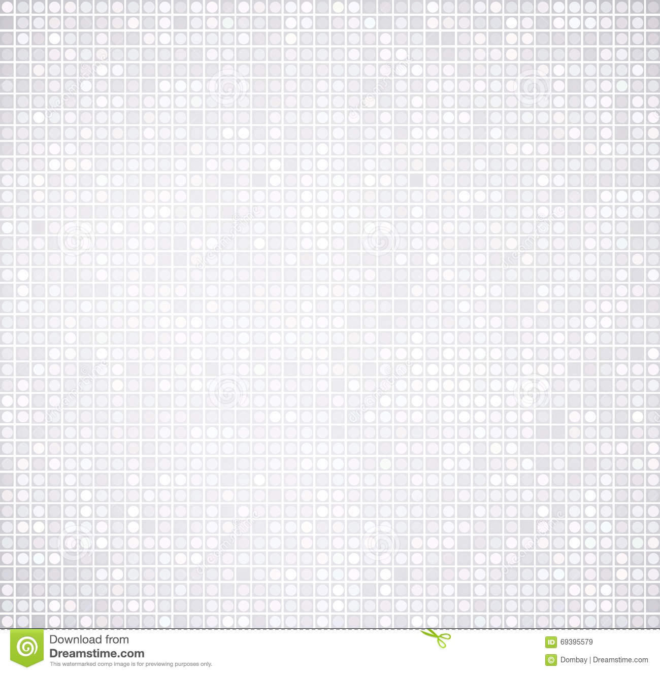 Technical Grid Background Stock Vector