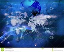 Technology Of Telecommunication Created World Business