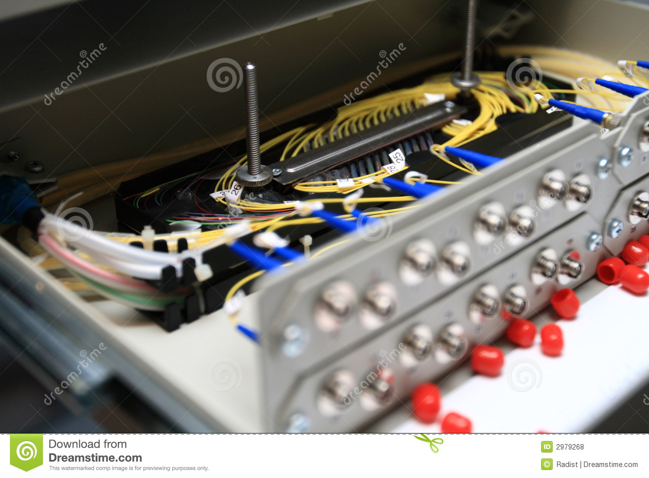 Telecom Equipment Royalty Free Stock Photos  Image 2979268