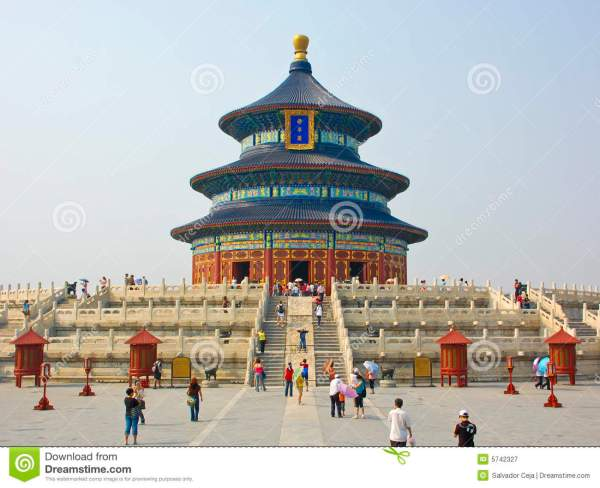 Temple Of Heaven China Royalty Free Stock