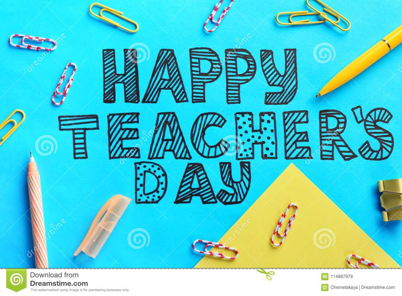 text happy teacher s