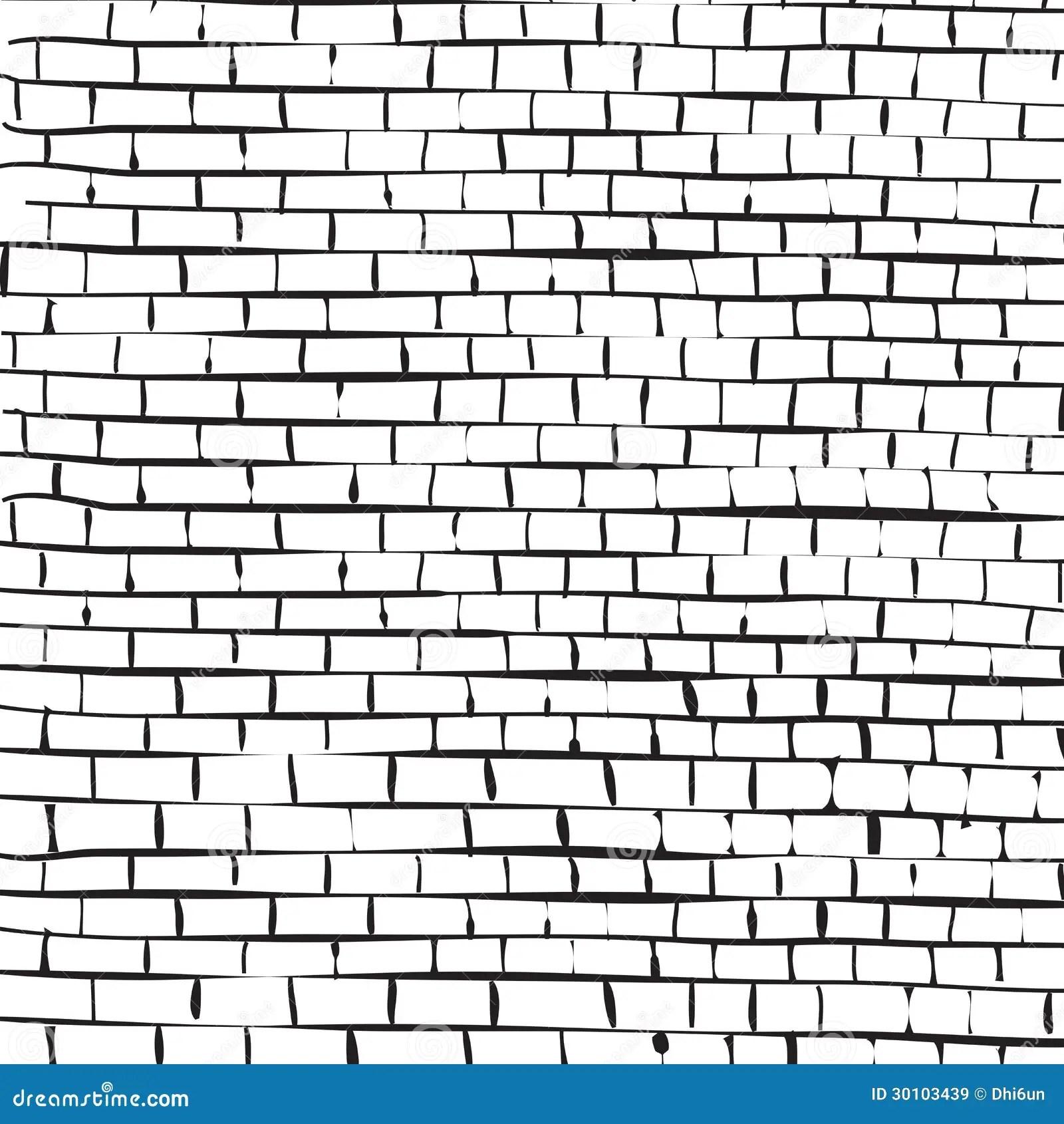 Texture De Mur De Briques Illustration Stock