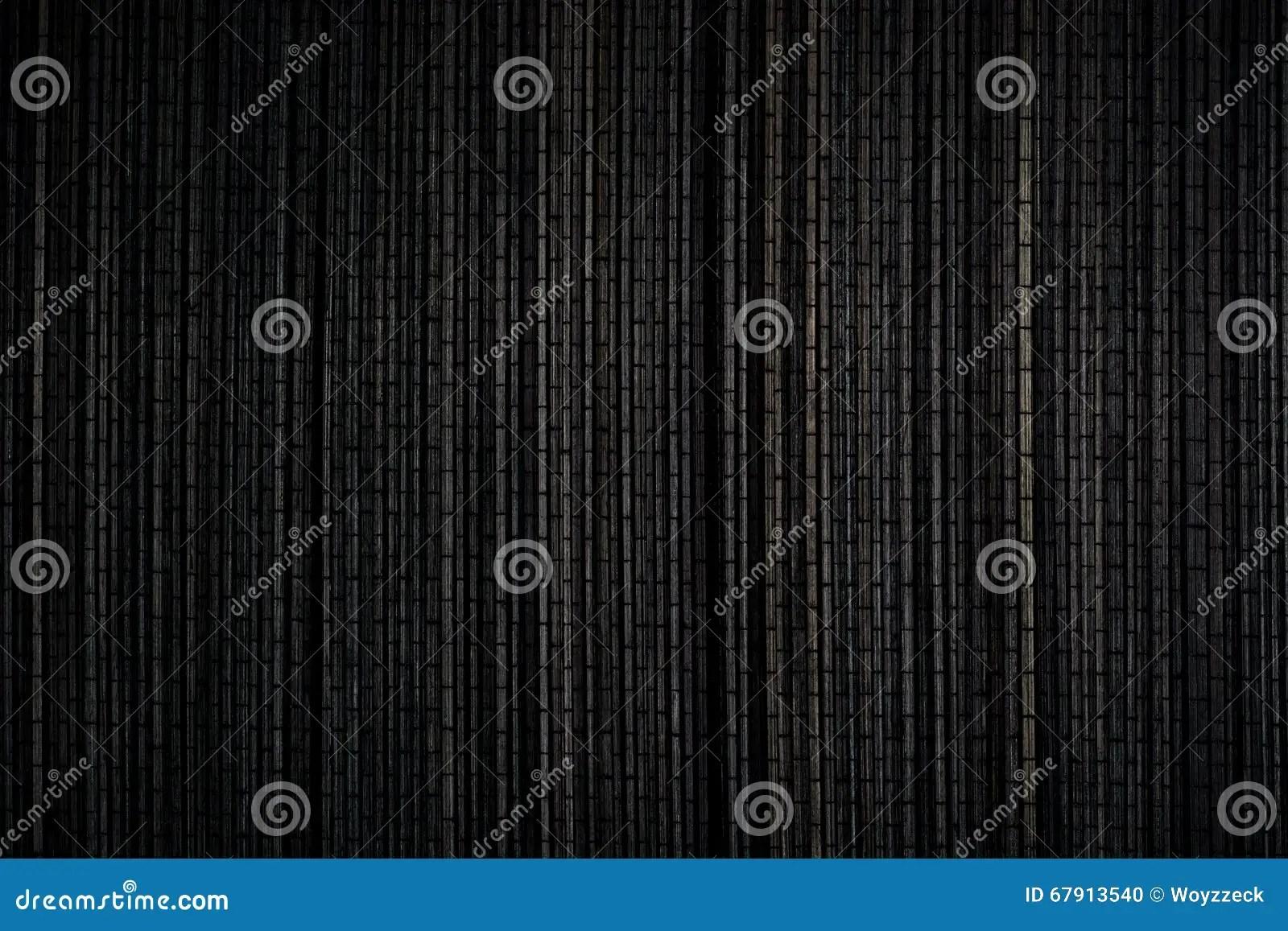 texture de tapis de bambou noir photo stock image du noir conception 67913540