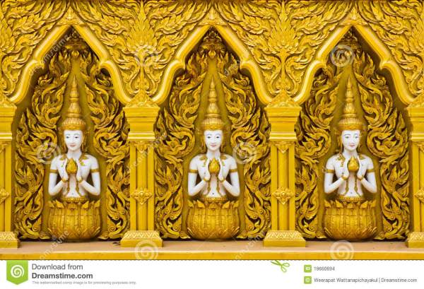 Thai Wall Art