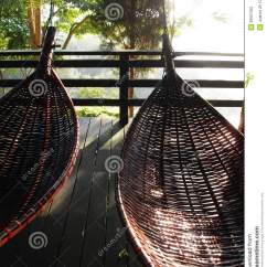 Swing Chair Thailand Kids Stackable Chairs Thai Hammocks Traditional Bamboo And Rattan Stock