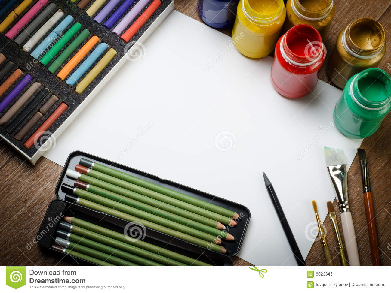 Things To Draw Stock Photo  Image 60233451