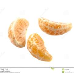 Parts Of An Orange Fruit Diagram Simple Home Electrical Wiring Diagrams Three Tangerine Stock Image