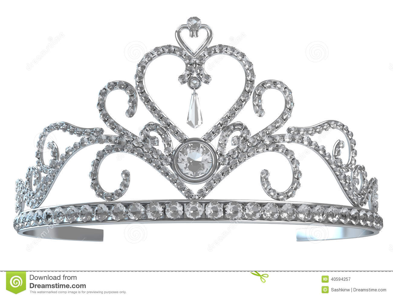 Tiara Stock Illustration Illustration Of Jewelry Glory