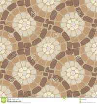 Floor Mosaic Tile Pattern Stock Photography ...