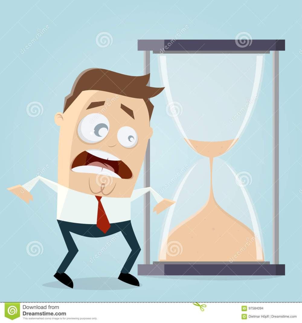 medium resolution of clipart of time is running out hourglass