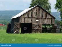 Tobacco Drying Barn