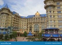 Tokyo Disneyland Hotel Editorial Stock - 51309533