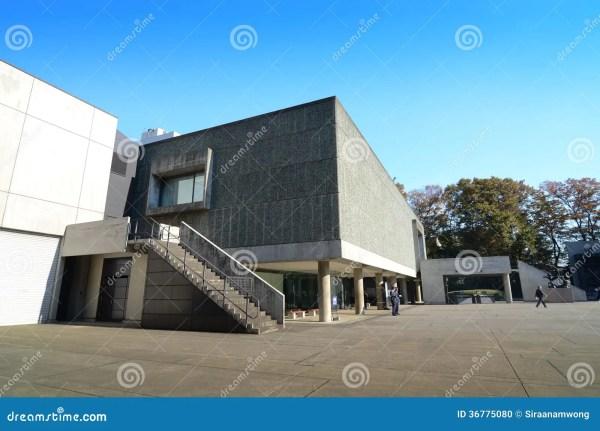 Tokyo Japan - November 22 National Museum Of Western