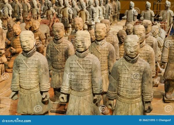 Terracotta Warriors Exhibit