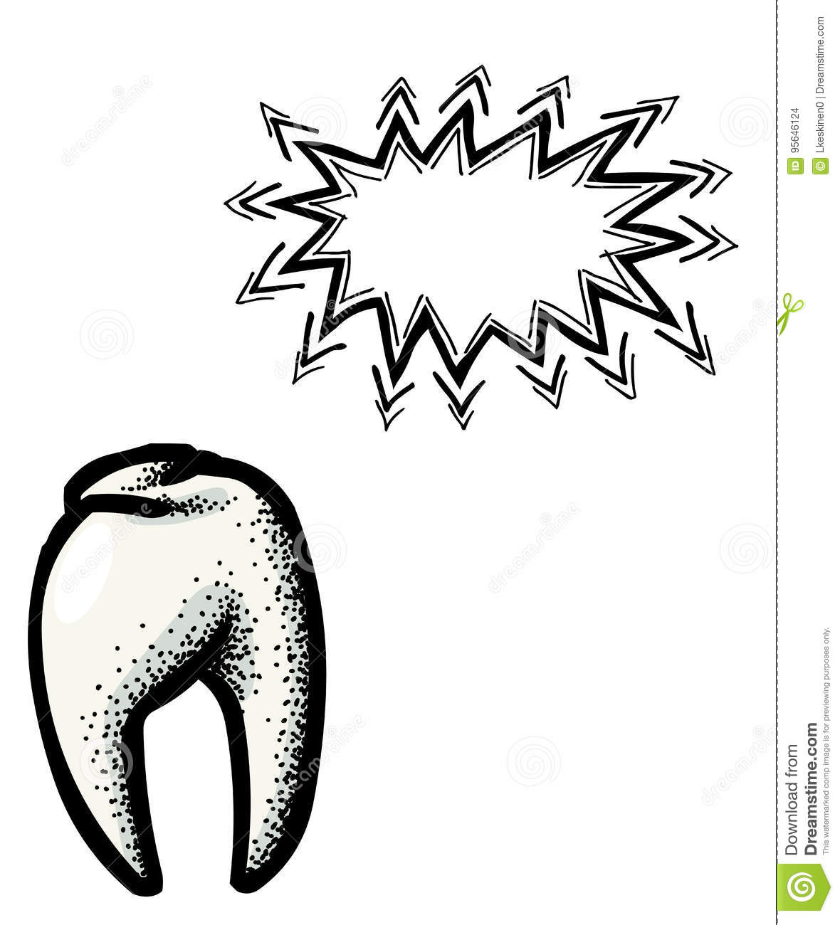 tooth icon dentistry symbol