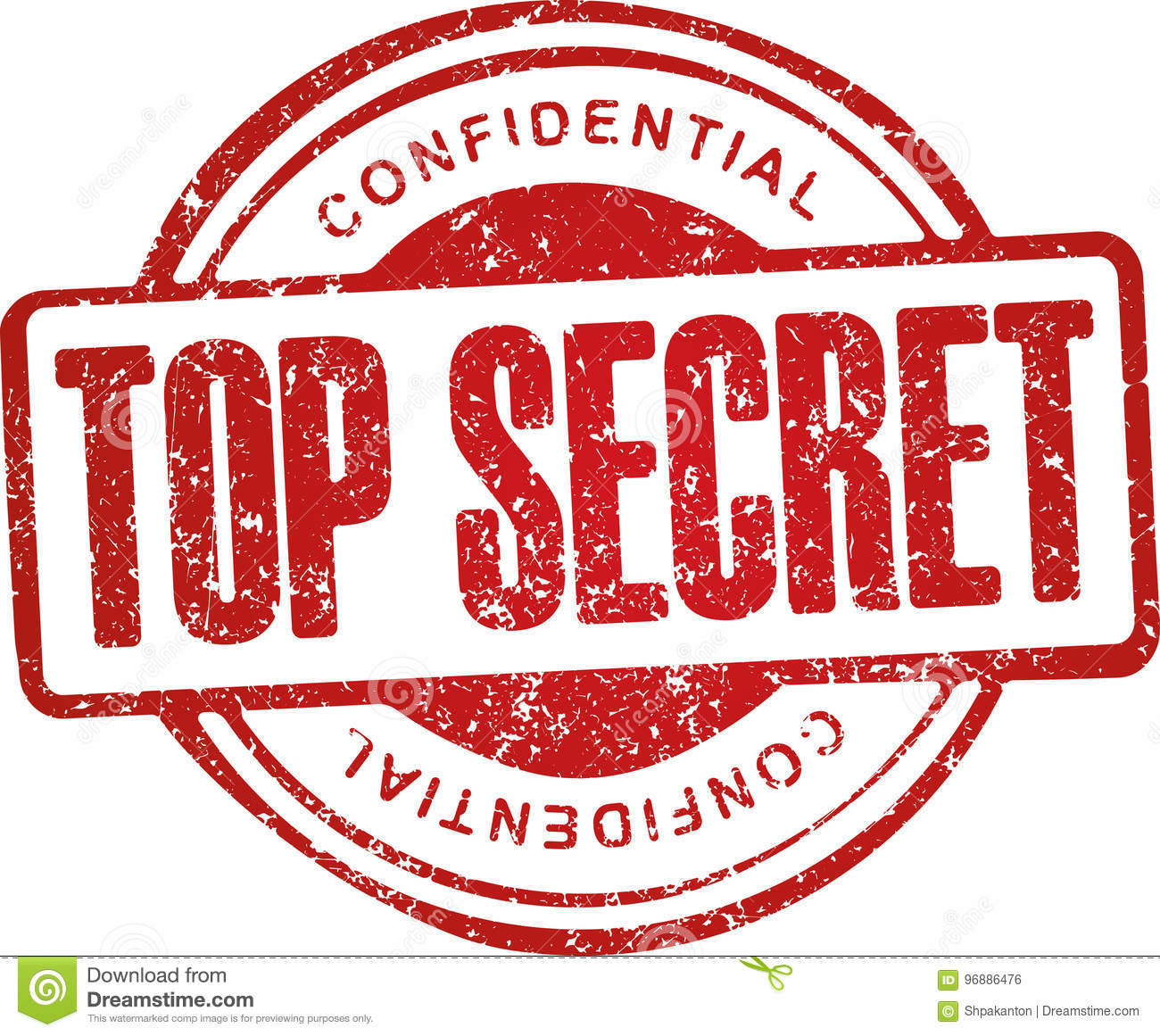 hight resolution of top secret confidential grunge style red rubber stamp
