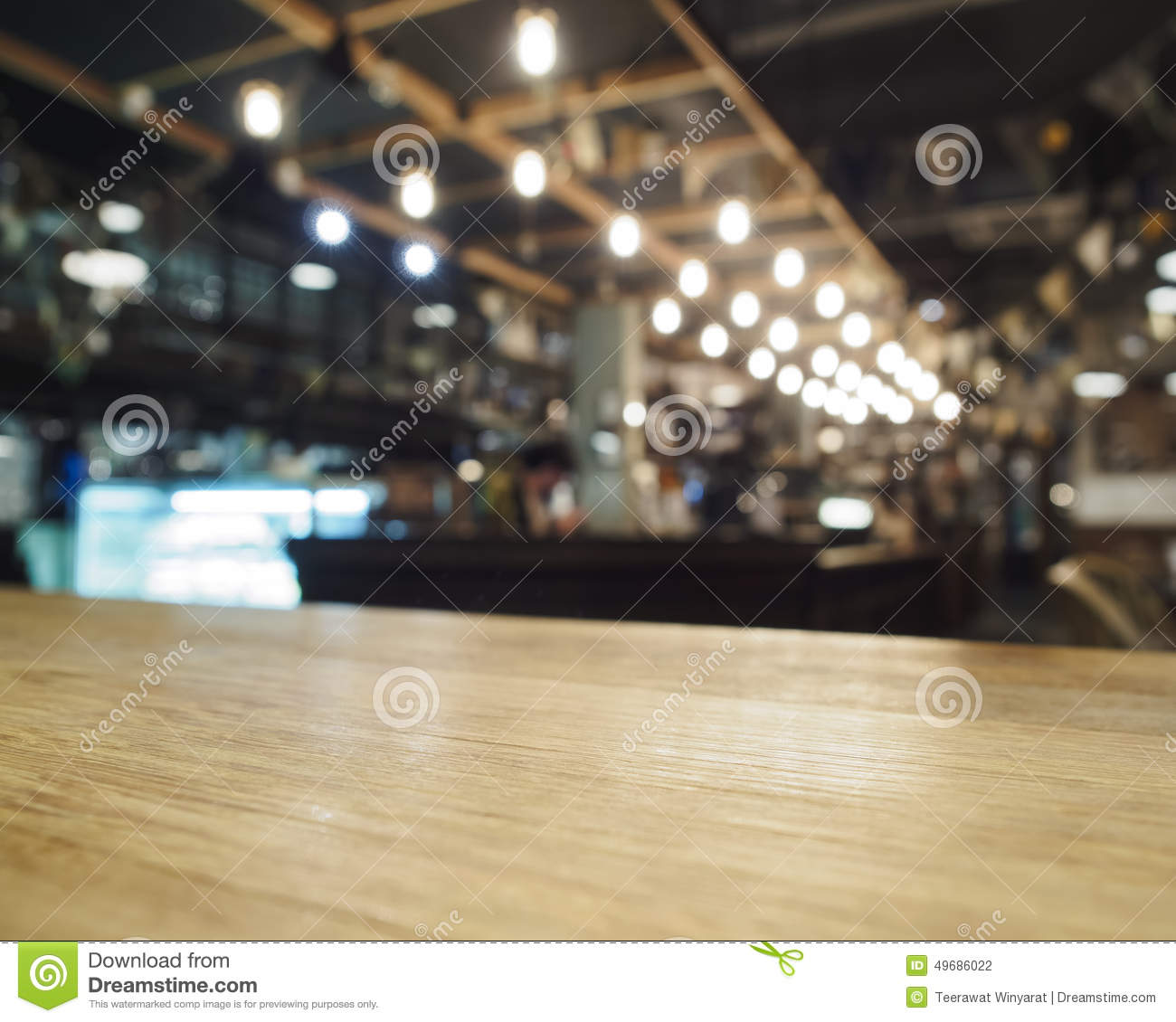 table and chair rental prices tub chairs big lots top of with bar cafe restaurant blurred background stock photo - image: 49686022