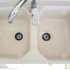 Ceramic Kitchen Top World Beef Jerky View Of Sink Stock Photo Image Background
