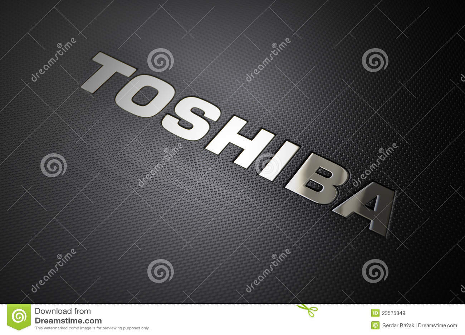 Toshiba Laptop Logo Editorial Stock Image  Image 23575849
