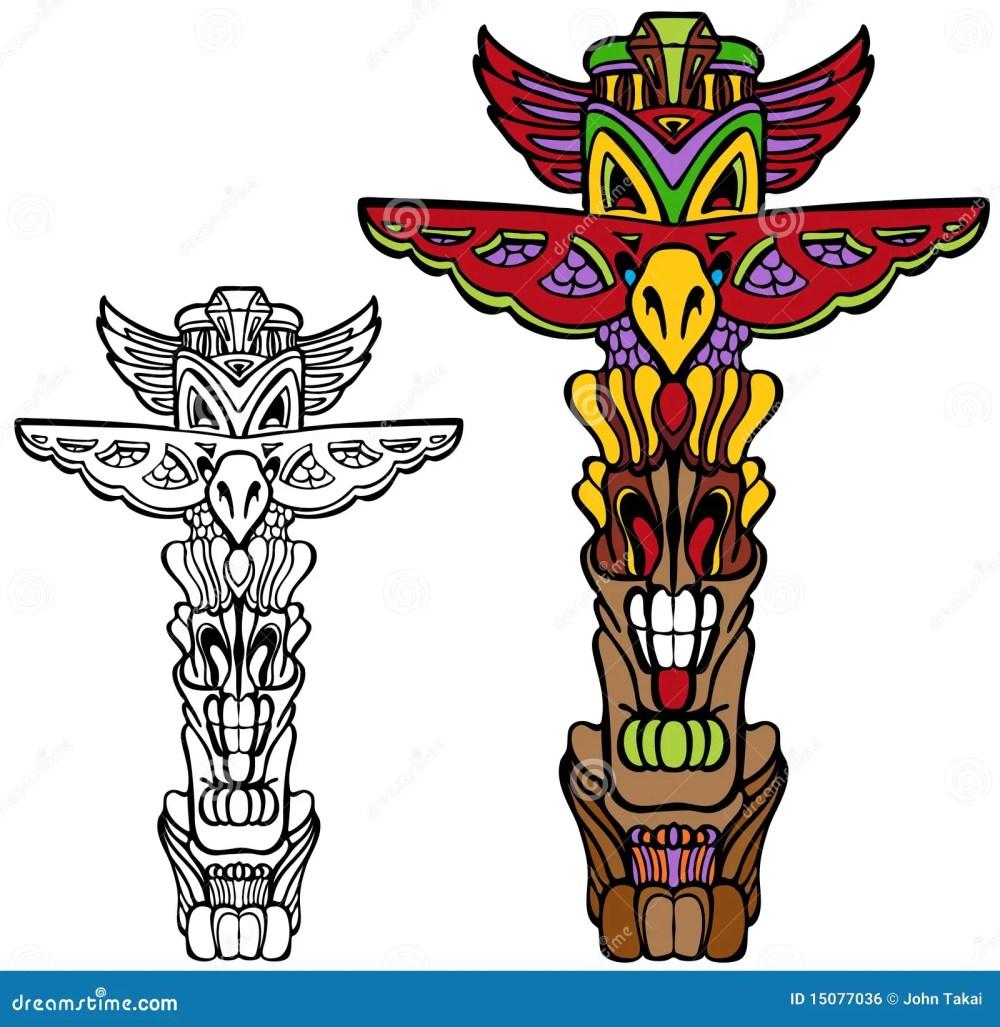 medium resolution of totem pole stock illustrations 850 totem pole stock illustrations vectors clipart dreamstime