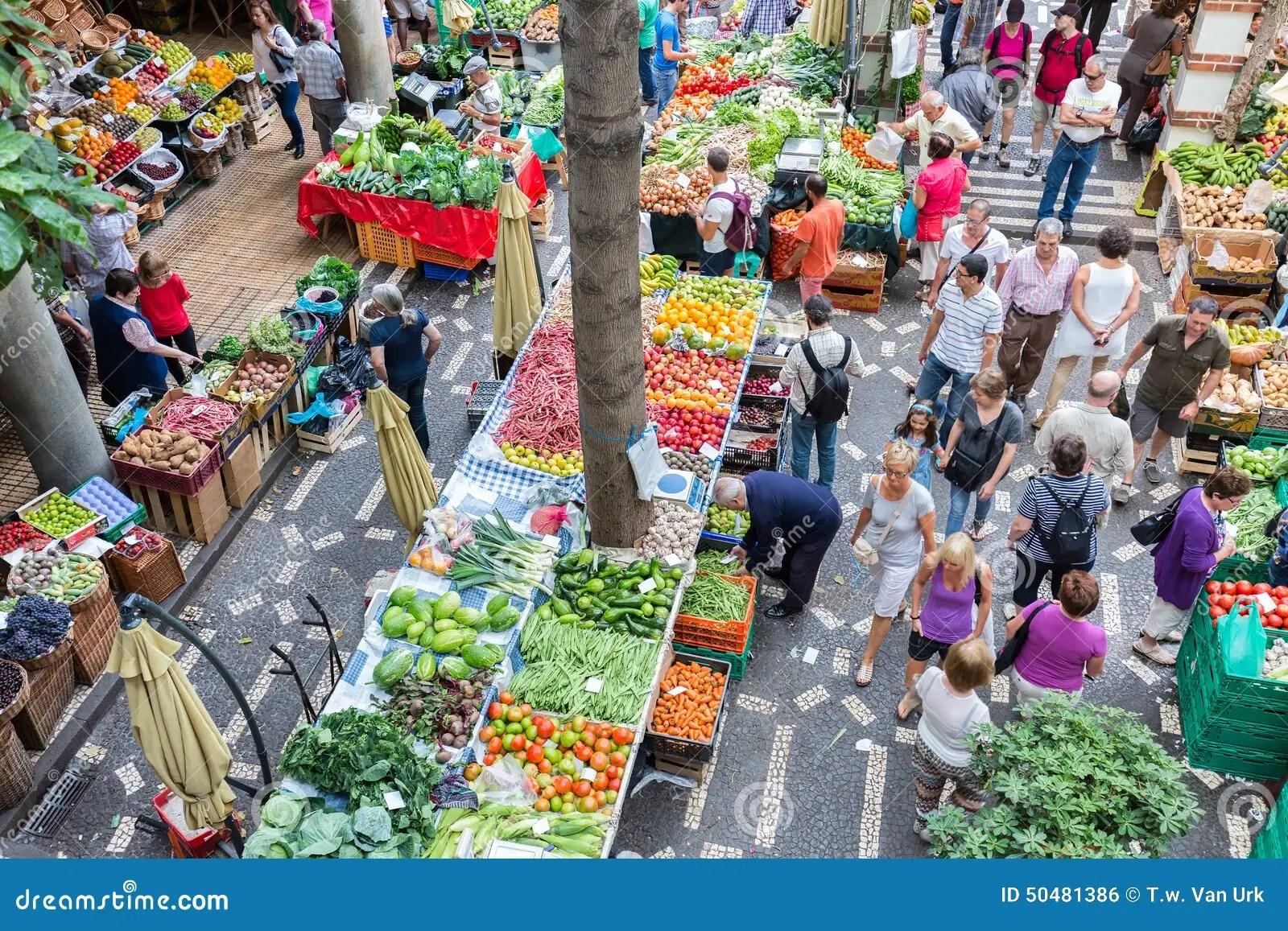 Green Market Farmers City