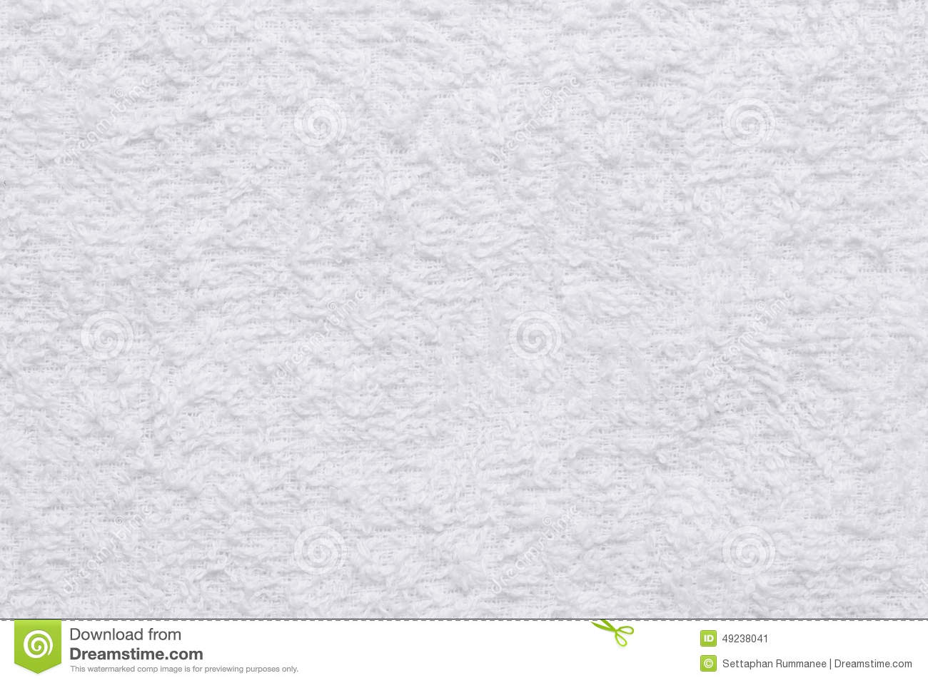 Towel Cotton Texture For The Background Stock Image
