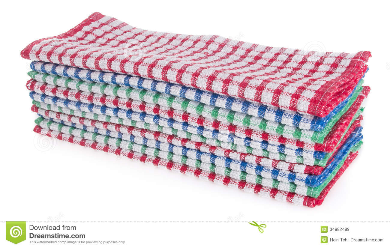 kitchen towel countertops laminate on a background stock illustration red blue and green the