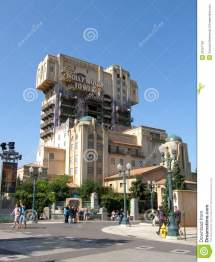 Tower Of Terror Editorial - 20127750