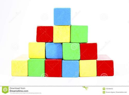 small resolution of toy blocks infographic chart stair bar kids bricks on white background wooden diagram in